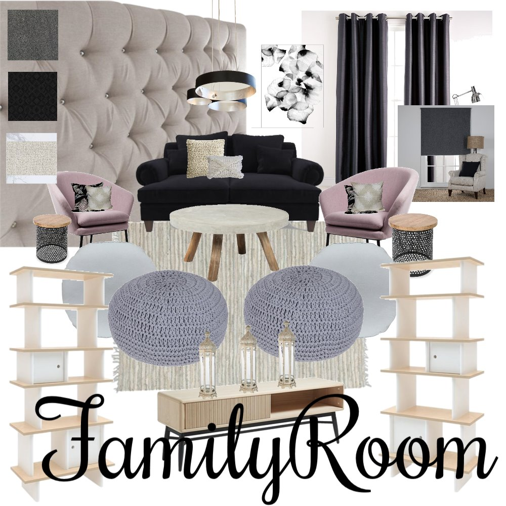 family room Mood Board by CmtVog on Style Sourcebook