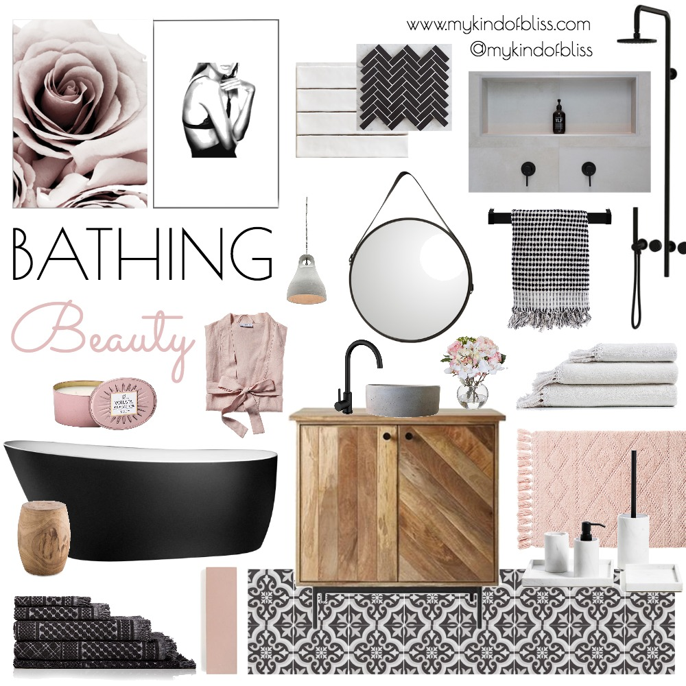BATHING BEAUTY Mood Board by My Kind Of Bliss on Style Sourcebook