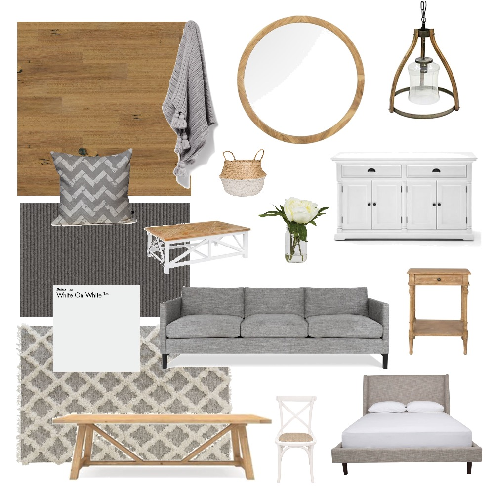 Teisha Interior Design Mood Board by Two Wildflowers on Style Sourcebook