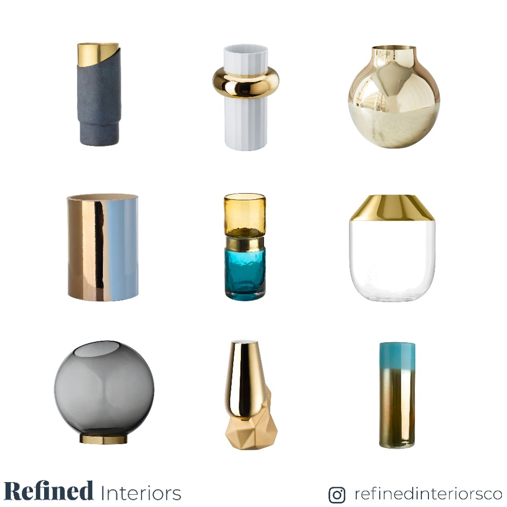 Vases 01 Mood Board by RefinedInteriors on Style Sourcebook