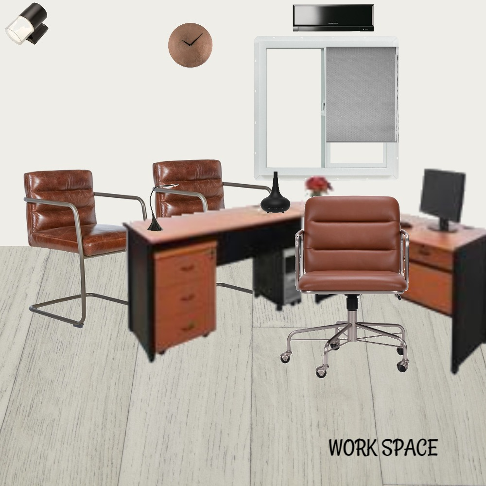 work space Mood Board by ayumra on Style Sourcebook