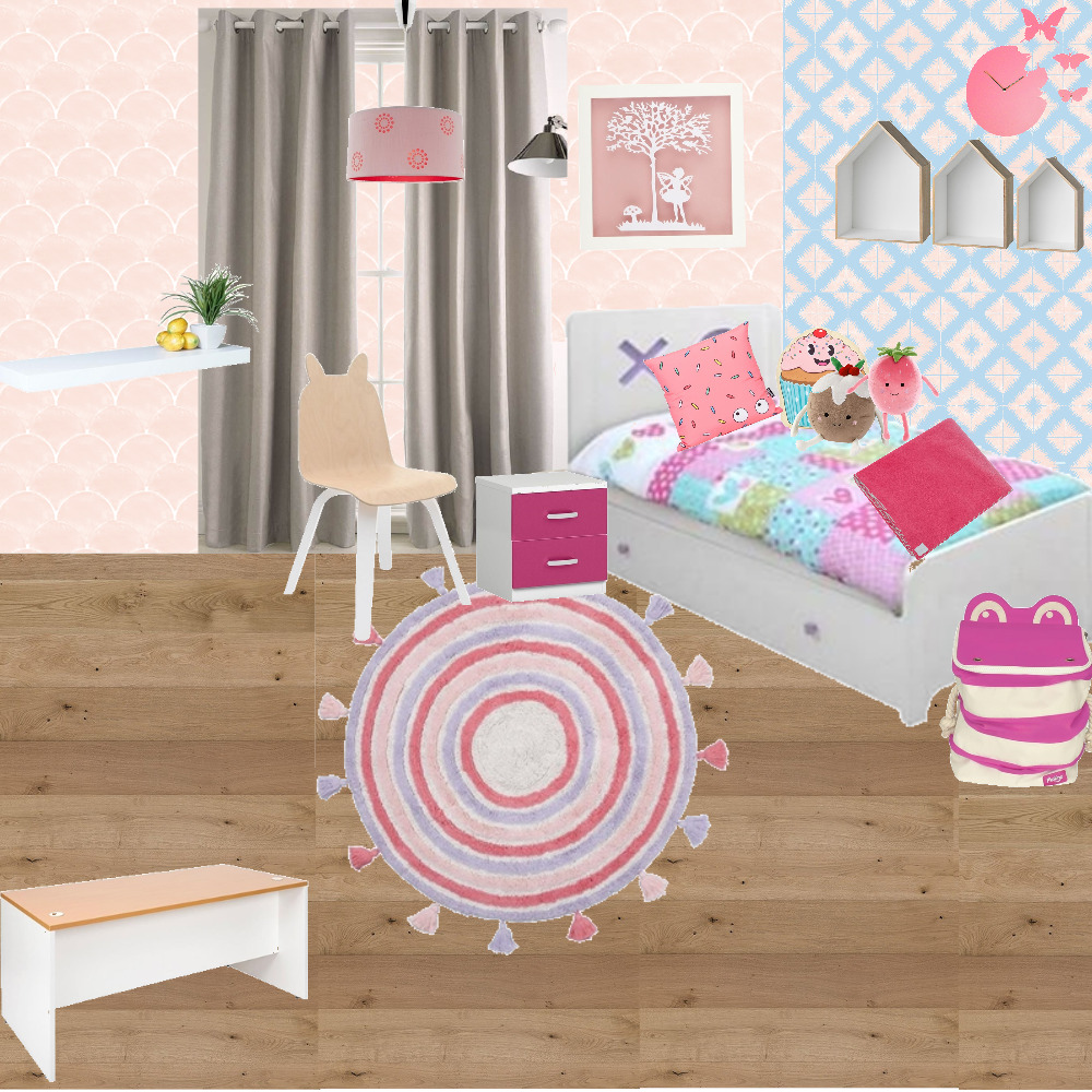 kamar anak 1 Mood Board by anisatulhusna on Style Sourcebook