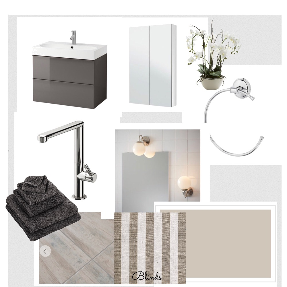 Bathroom Mood Board by Bcreative on Style Sourcebook