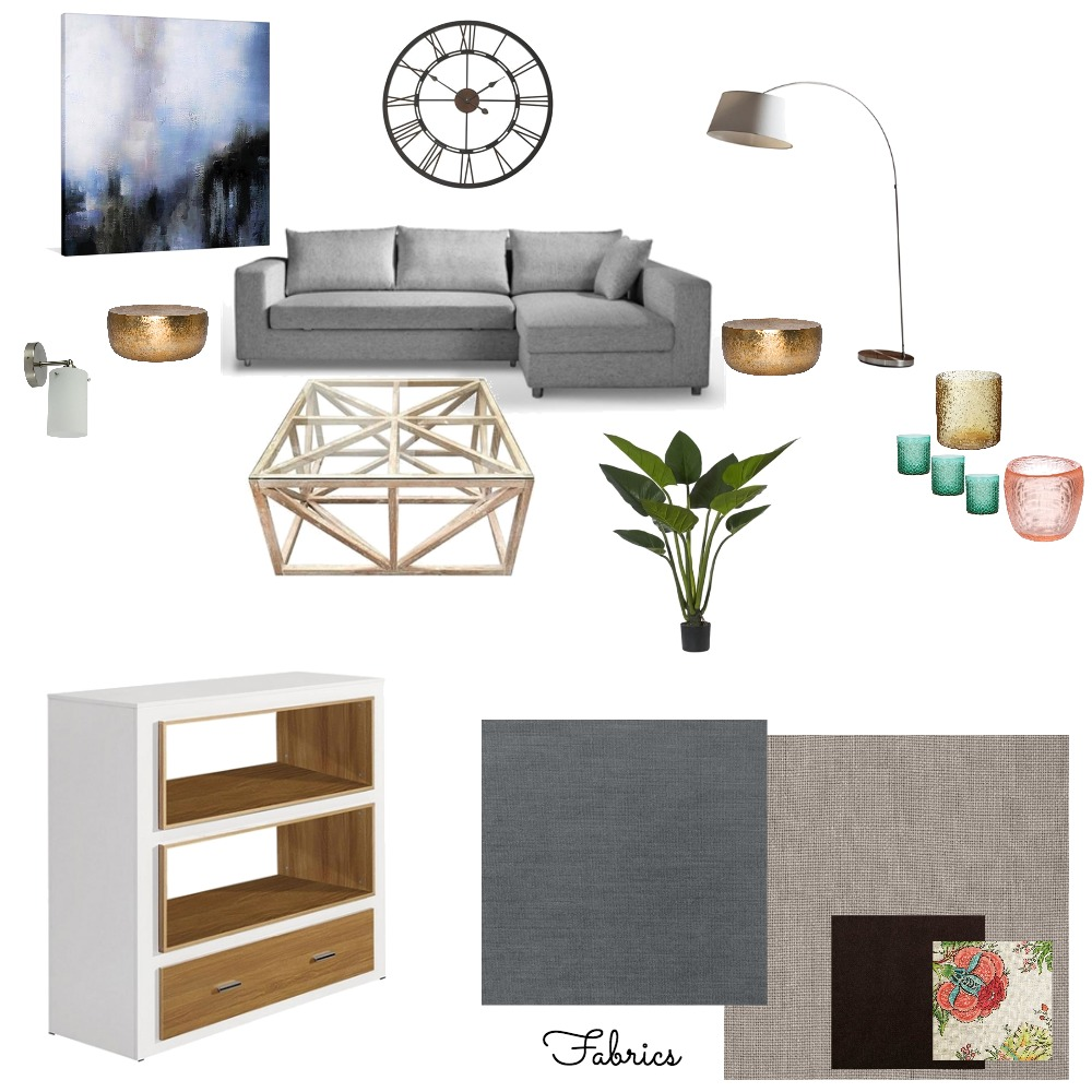 Living room Mood Board by Bcreative on Style Sourcebook