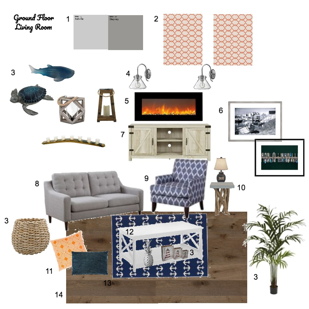 Living Room Mood Board by kgamble on Style Sourcebook