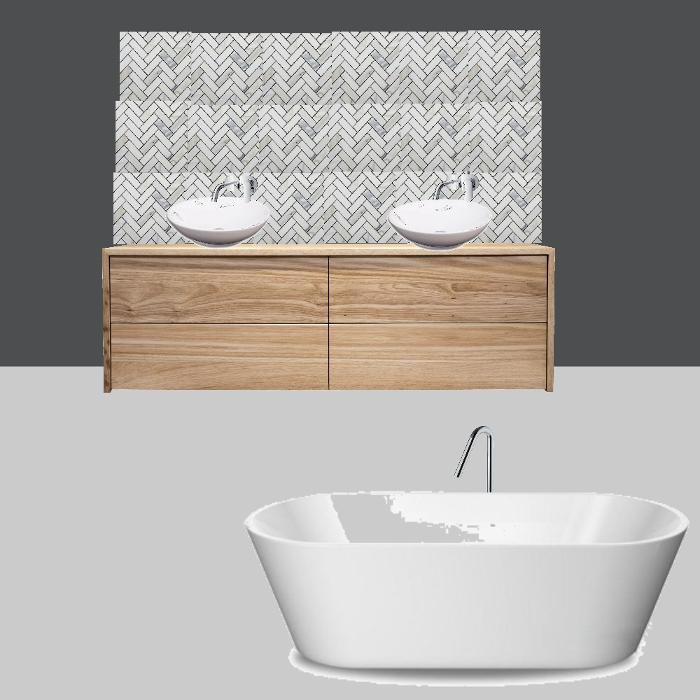 Ensuite Mood Board by kait89 on Style Sourcebook