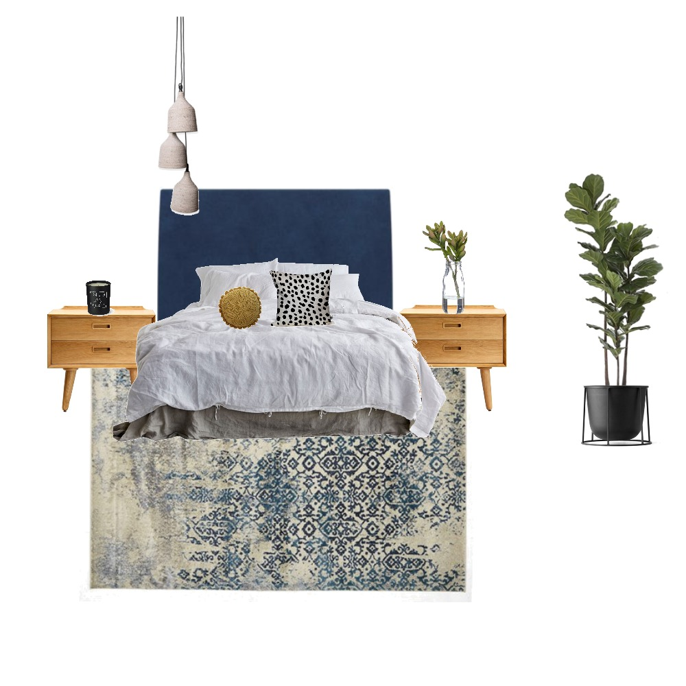 Bedroom option 1 Mood Board by Georgia Cleary on Style Sourcebook