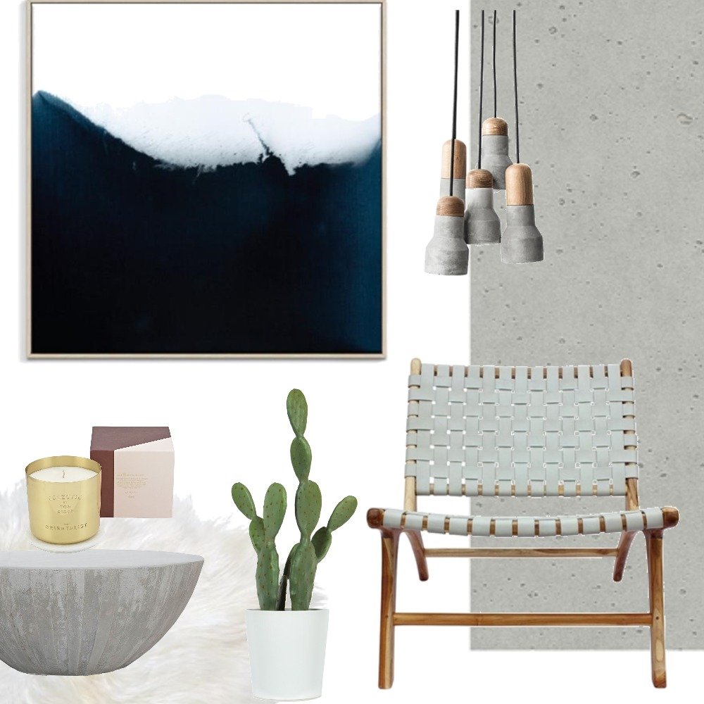 Cool Scandi Interior Design Mood Board by Coco Unika on Style Sourcebook