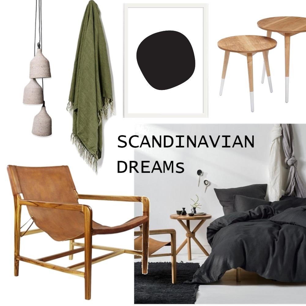 Scandinavian Dreams. Mood Board by Coco Unika on Style Sourcebook