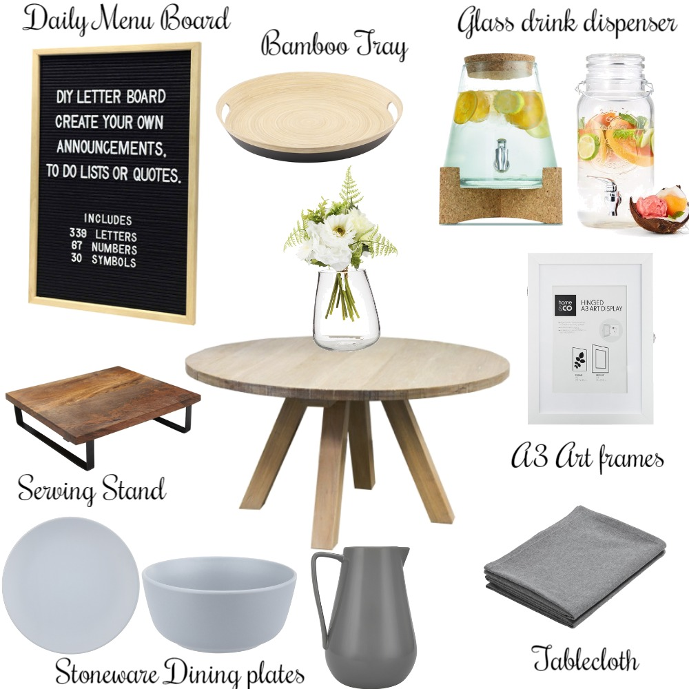 Atelier room - Dining Space Mood Board by Megan on Style Sourcebook