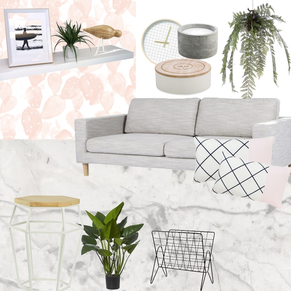 Pastel living room Mood Board by fakata on Style Sourcebook