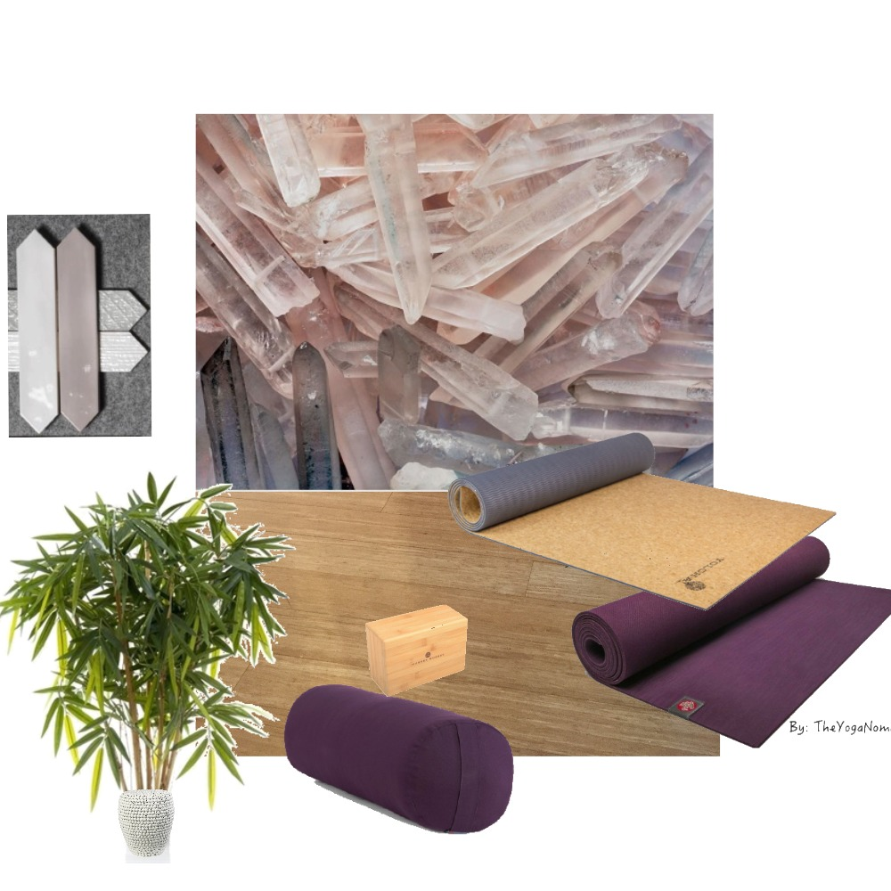 YOGA SPACE Mood Board by Jennypark on Style Sourcebook