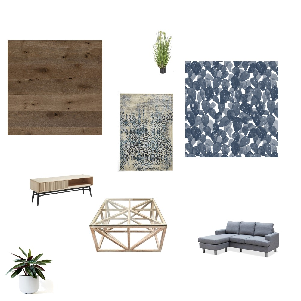 Because I'm BLUE Mood Board by Chaquan16 on Style Sourcebook