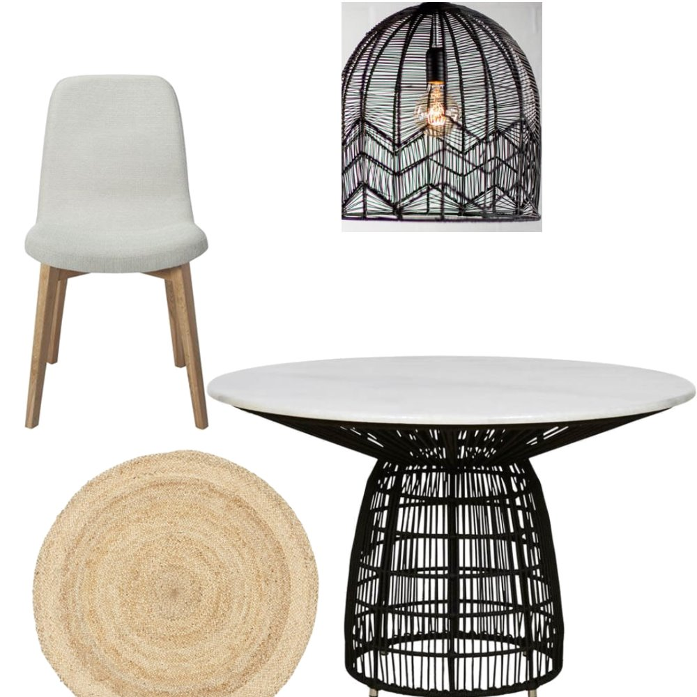 dinning room Mood Board by Perthvilla on Style Sourcebook