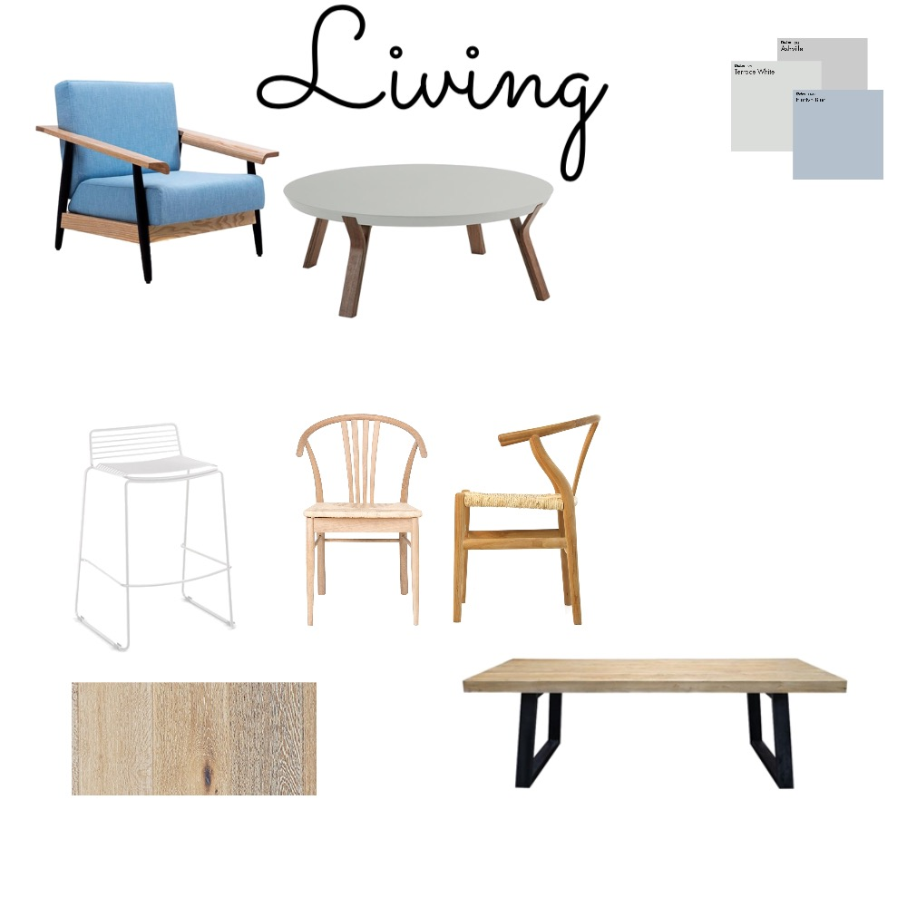 Living Mood Board by jac on Style Sourcebook