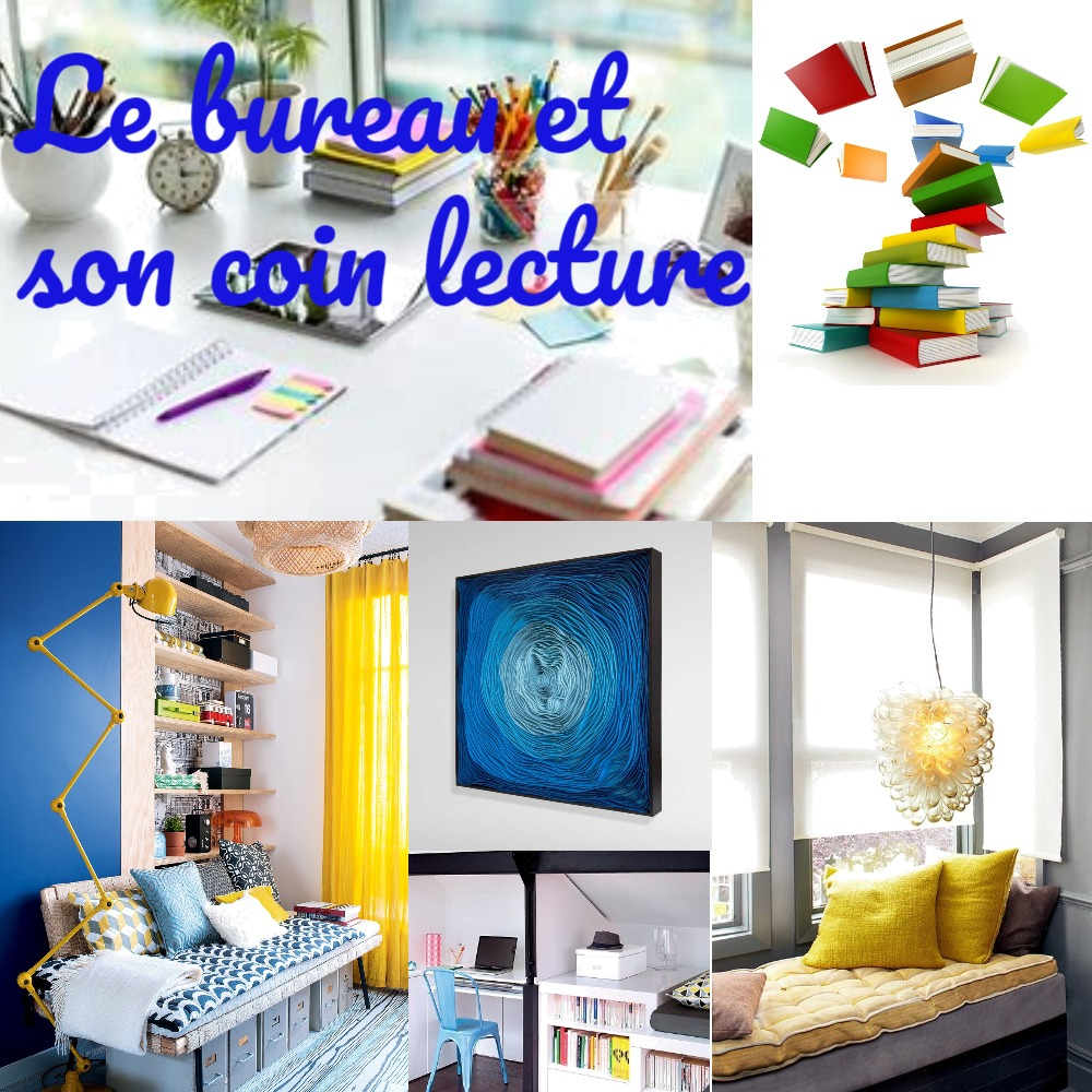 PLANCHE BUREAU ET COIN LECTURE Mood Board by ABARNOUSSI on Style Sourcebook