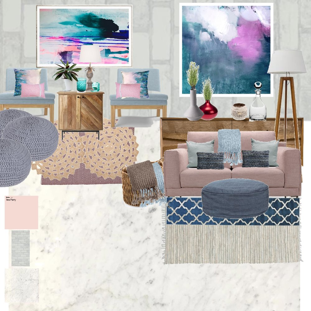 Some fun Interior Design Mood Board by CmtVog on Style Sourcebook