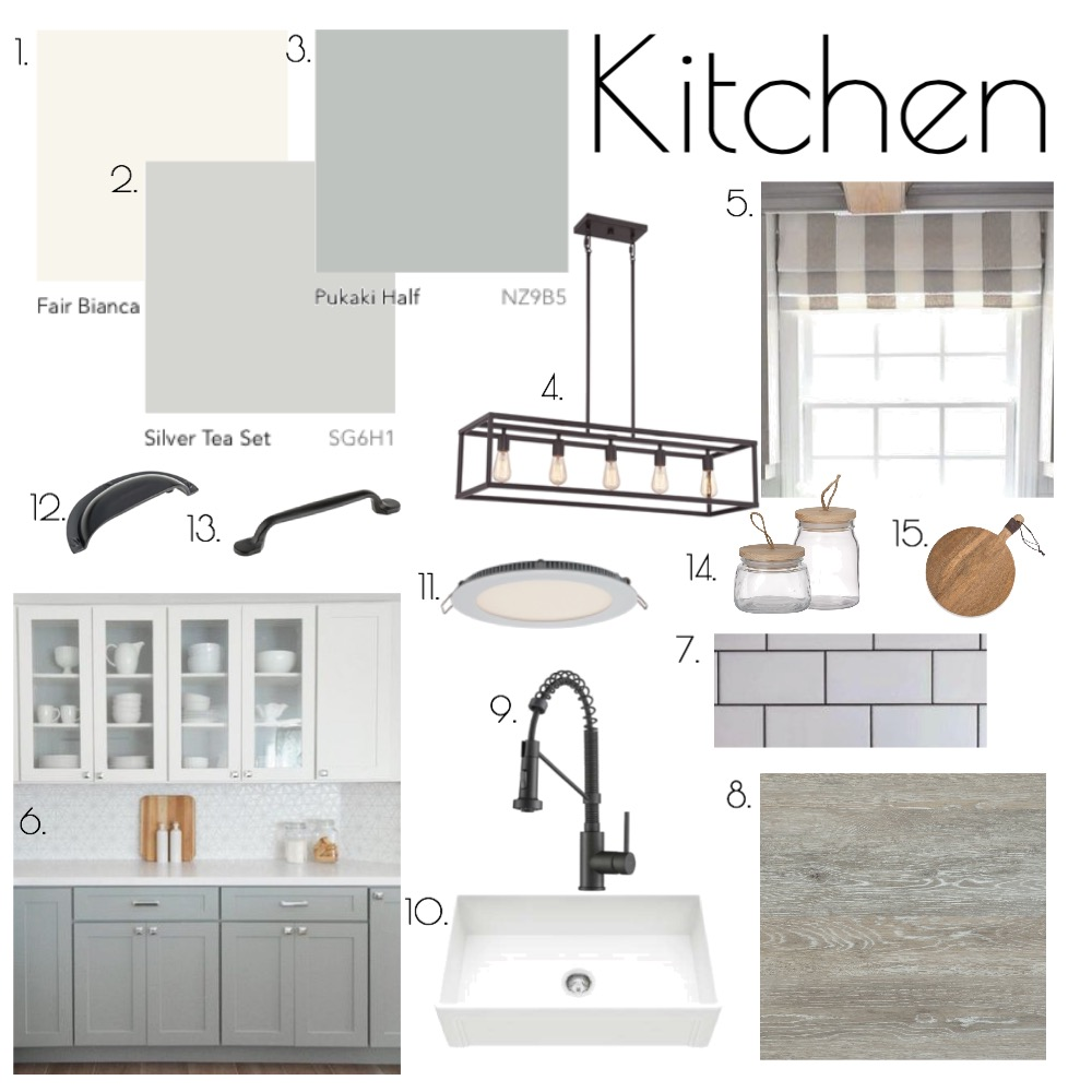Kitchen Mood Board by morganross on Style Sourcebook