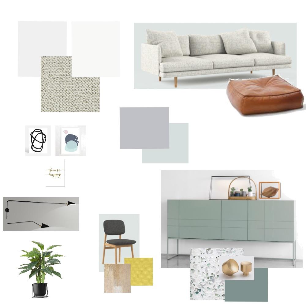 Materials board - KR 2 Mood Board by Jesssawyerinteriordesign on Style Sourcebook