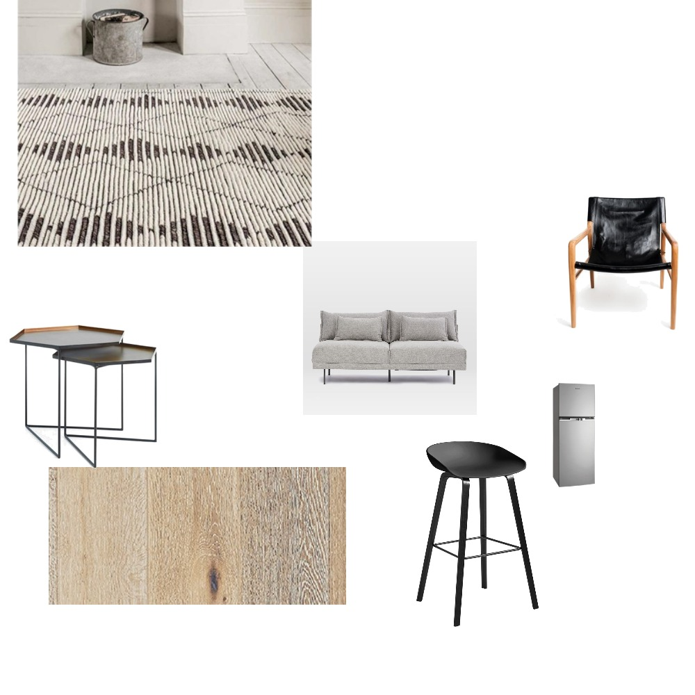 Student Apartment Mood Board by LisaCrema on Style Sourcebook