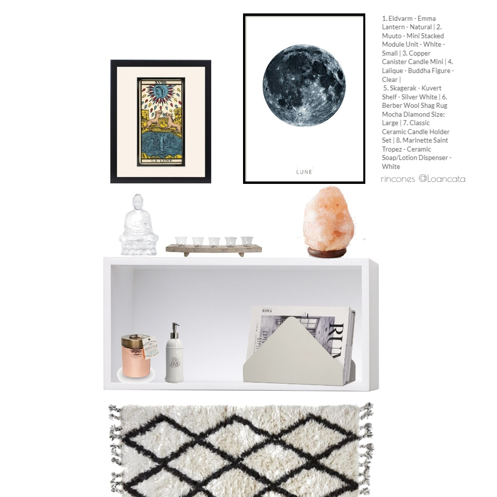 rincones @Loancata Mood Board by LOANCATA on Style Sourcebook