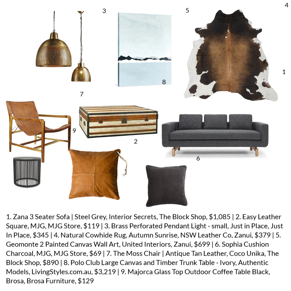 featuring the TAN Mood Board by imagemakers on Style Sourcebook