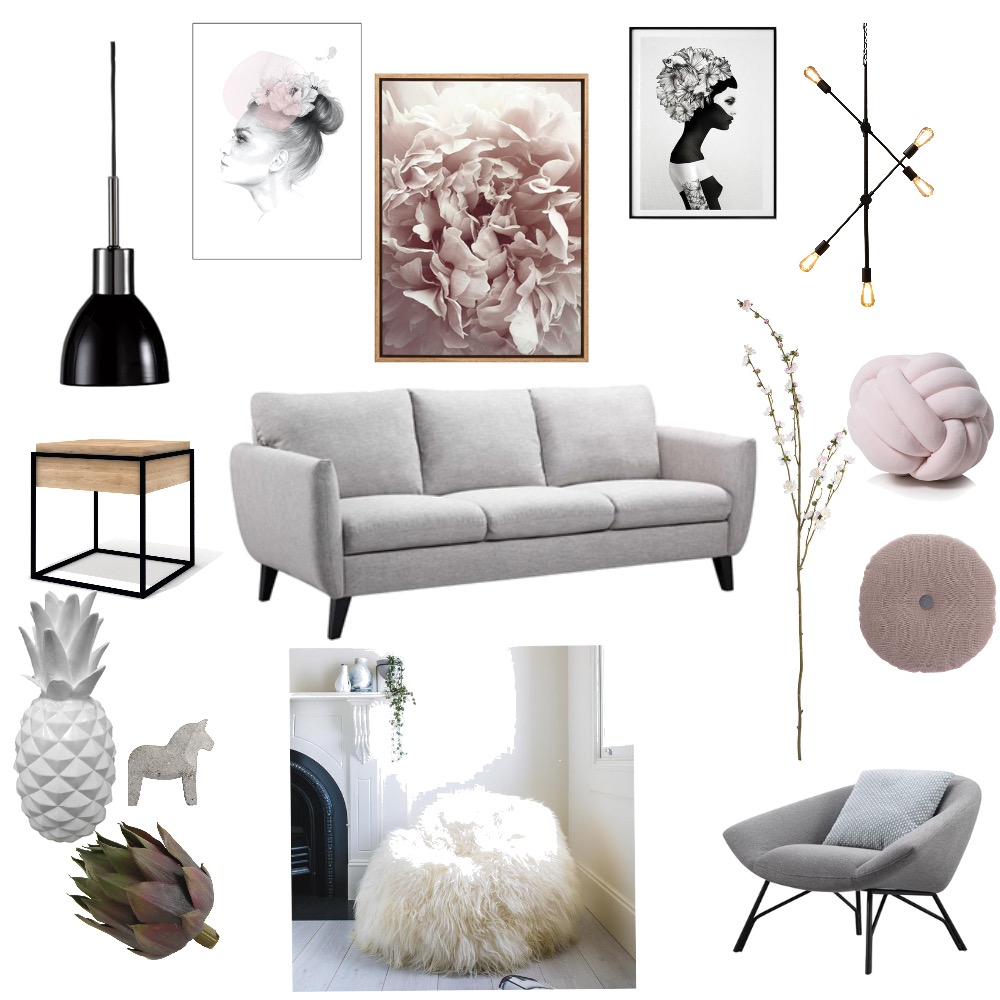 grey blush Mood Board by nicolewaters on Style Sourcebook