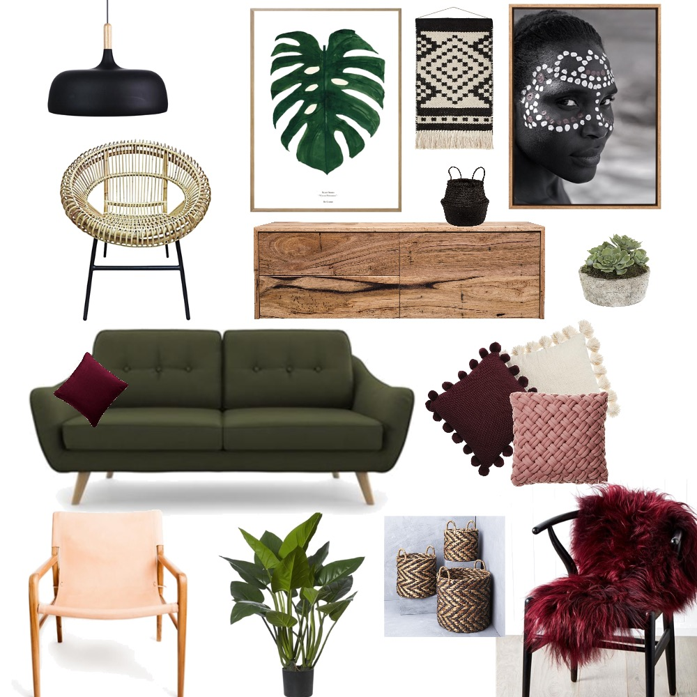 blush tribal Mood Board by nicolewaters on Style Sourcebook