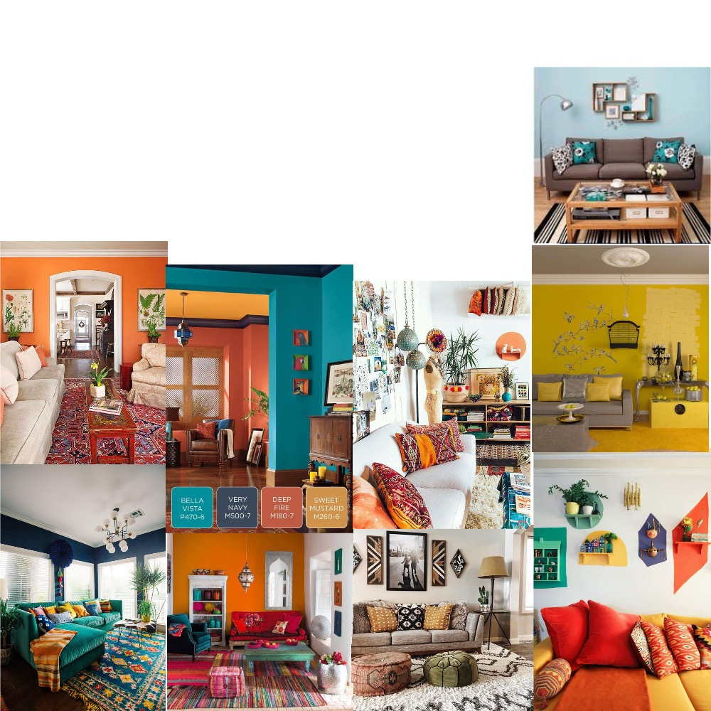 living Mood Board by OttayCunha on Style Sourcebook