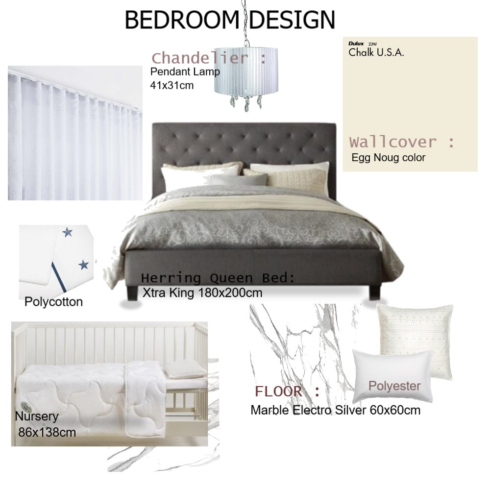bedroom design Mood Board by wahyuoctar on Style Sourcebook