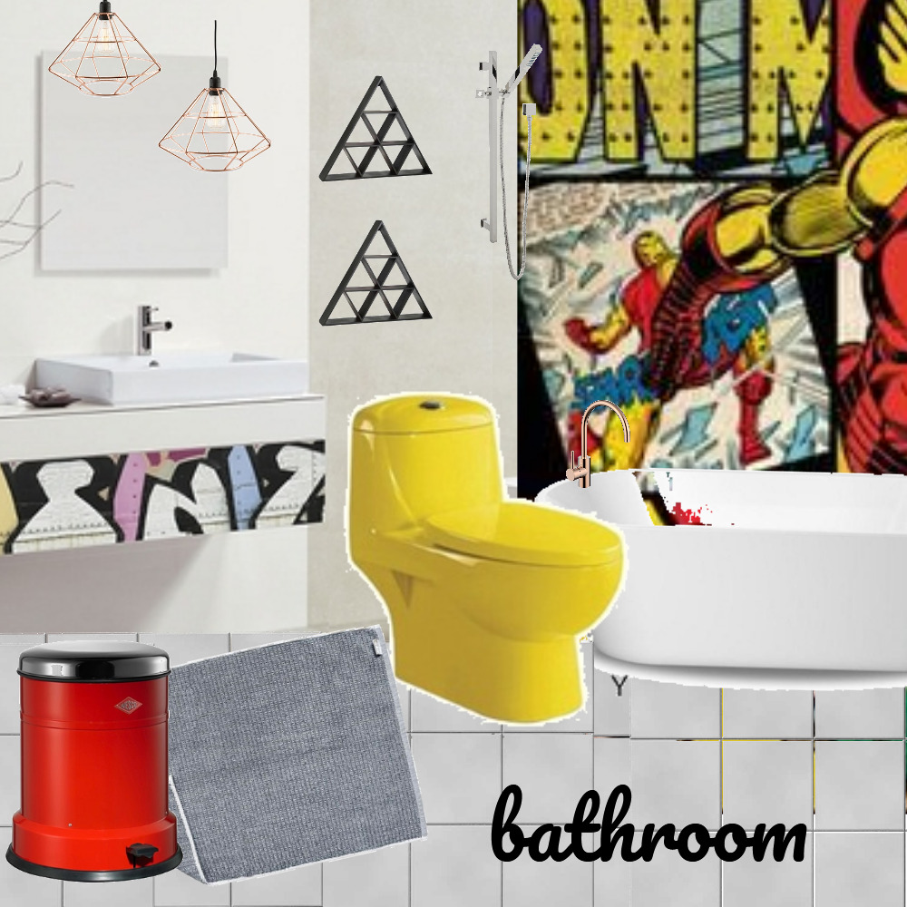 bathroom Mood Board by tsbtsabita on Style Sourcebook