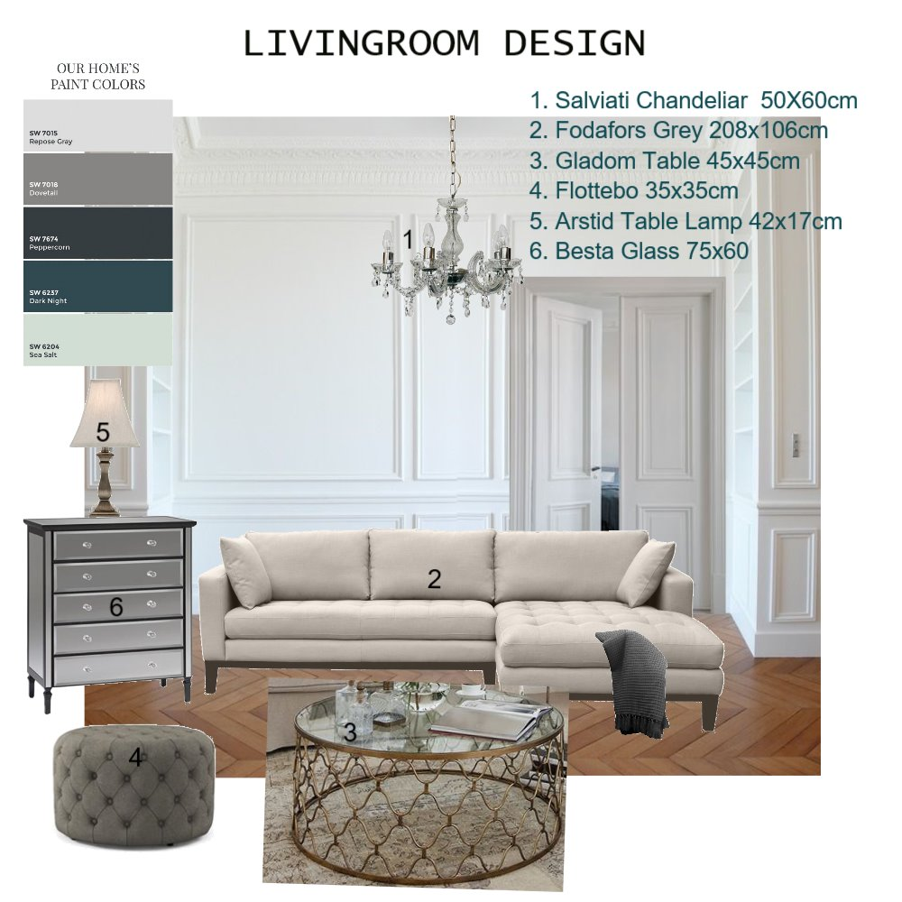 living room design Interior Design Mood Board by wahyuoctar on Style Sourcebook