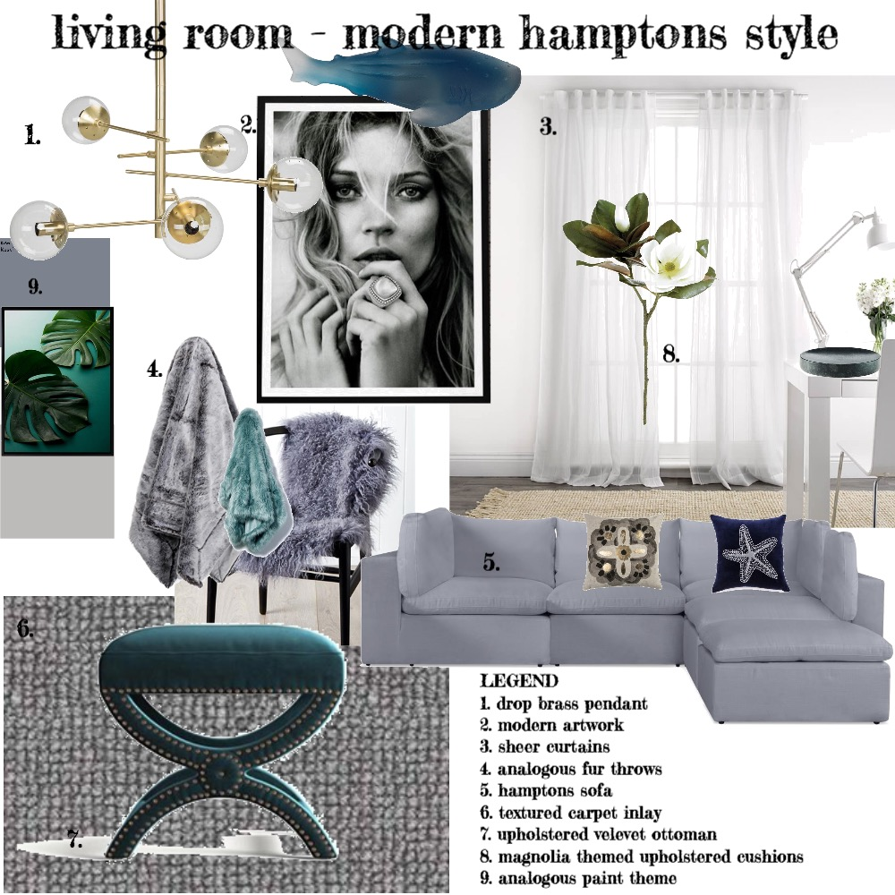 module nine living room Interior Design Mood Board by FionaGatto on Style Sourcebook