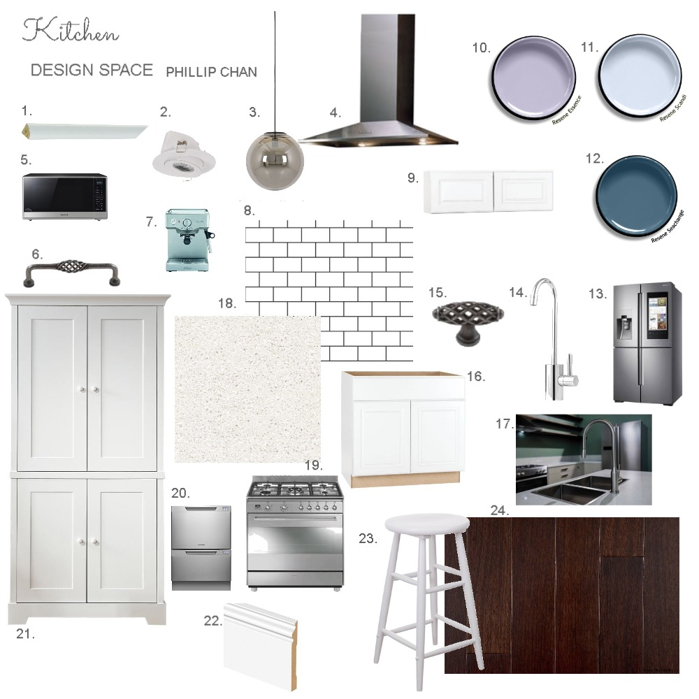 kitchen mood board phillip chan Mood Board by Phillip_Chan on Style Sourcebook