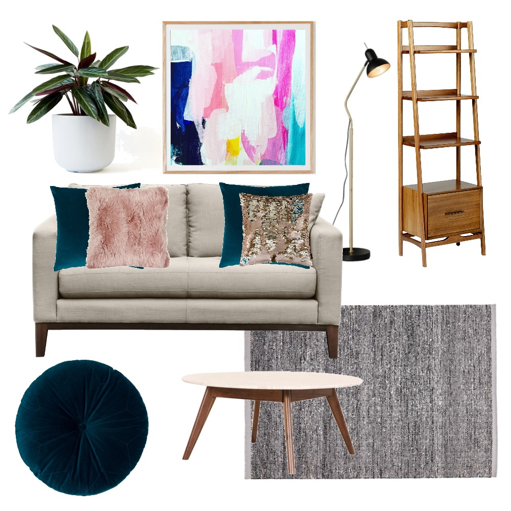 Small & Cosy Living Room Mood Board by nellcasey on Style Sourcebook
