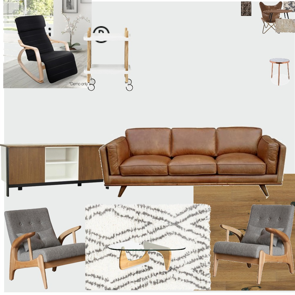 panto lounge Interior Design Mood Board by Kate on Style Sourcebook
