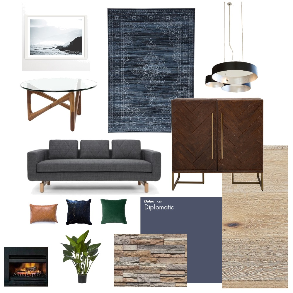 Loungeroom Mood Board by JudyP on Style Sourcebook