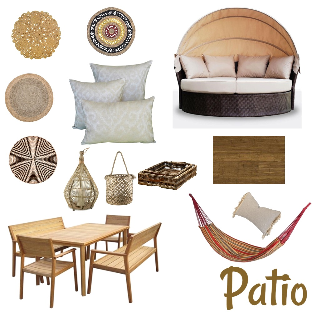 My dream patio Mood Board by Yana on Style Sourcebook