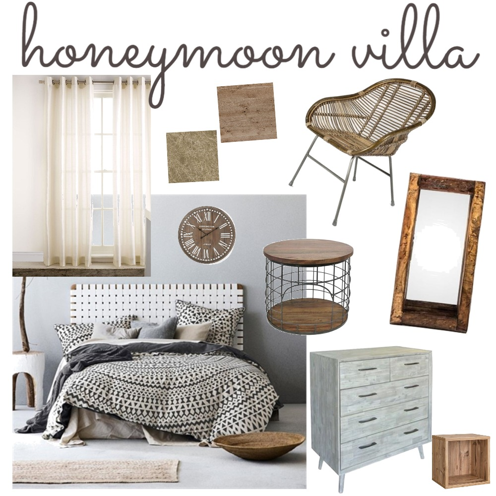 honeymoon villa Mood Board by Yana on Style Sourcebook