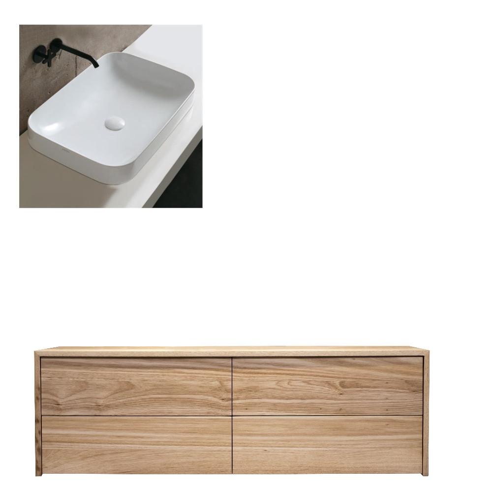 Bathroom Mood Board by EmmaBourke on Style Sourcebook