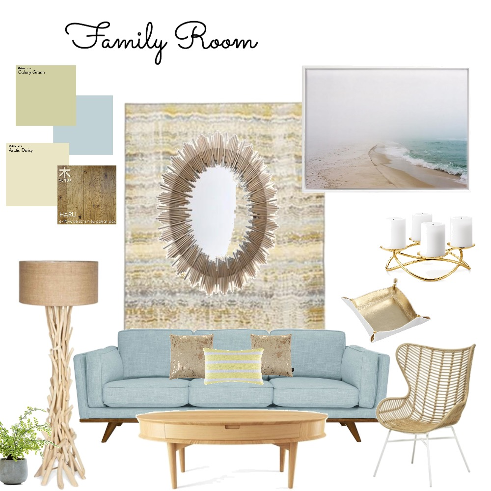 Family Room Mood Board by Catleyland on Style Sourcebook