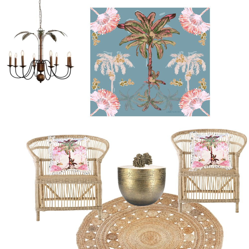 Palm Hills Mood Board by Libby Watkins on Style Sourcebook