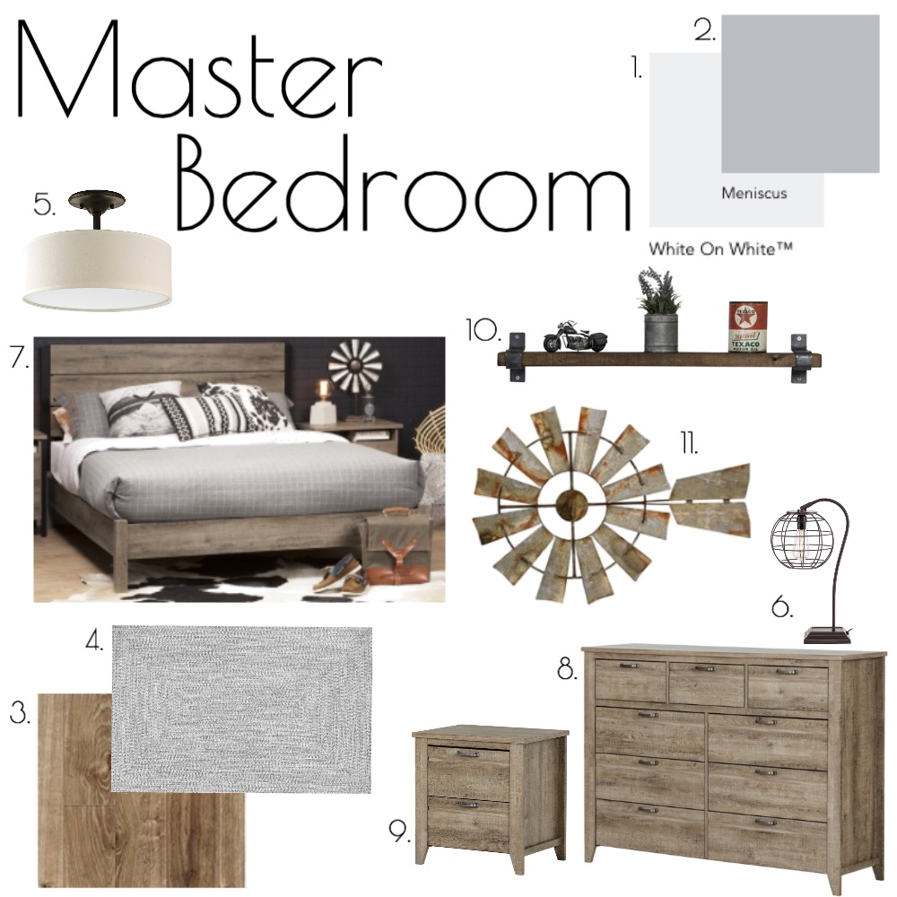 Master Bedroom Mood Board by morganross on Style Sourcebook