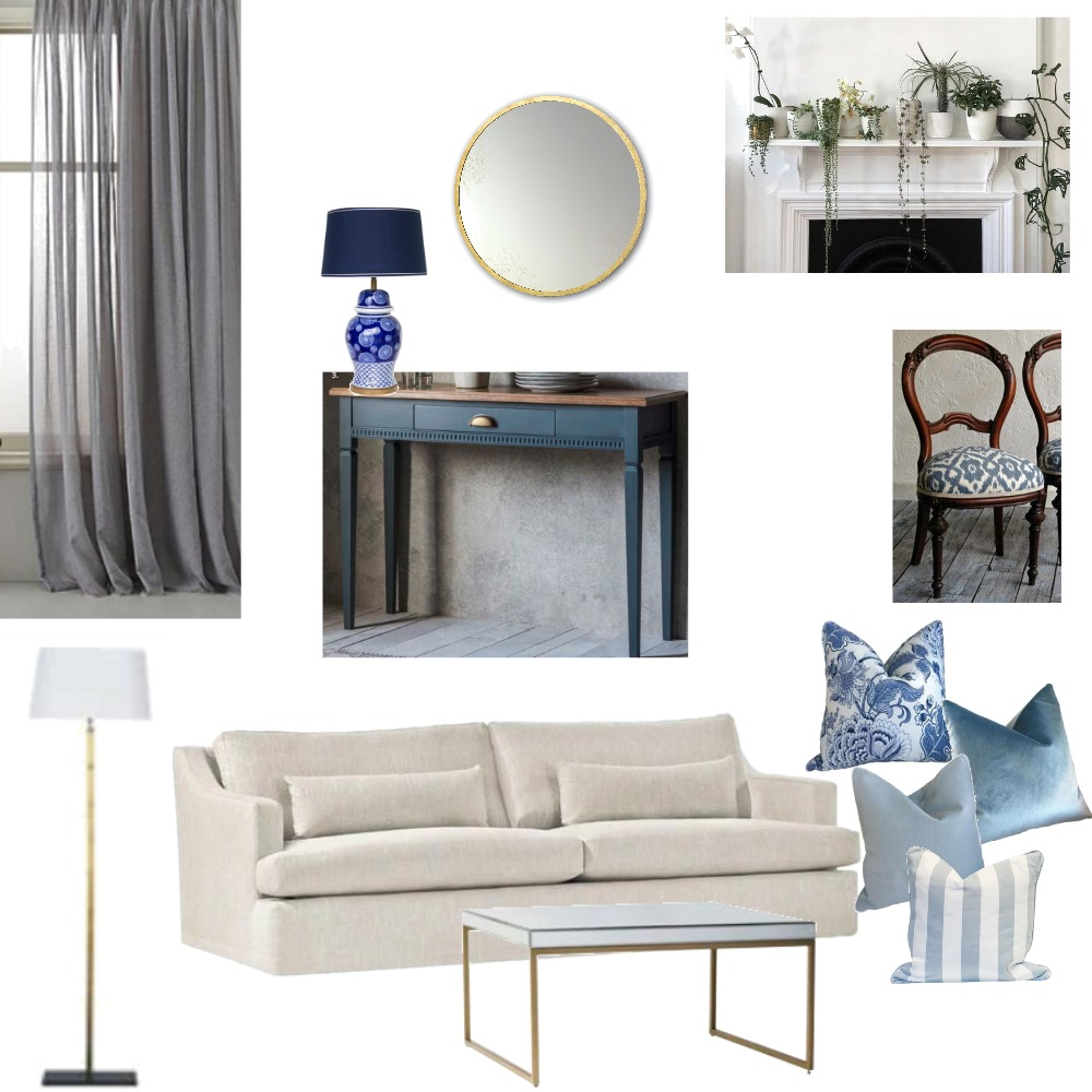 J + O TV Room Mood Board by KAS on Style Sourcebook