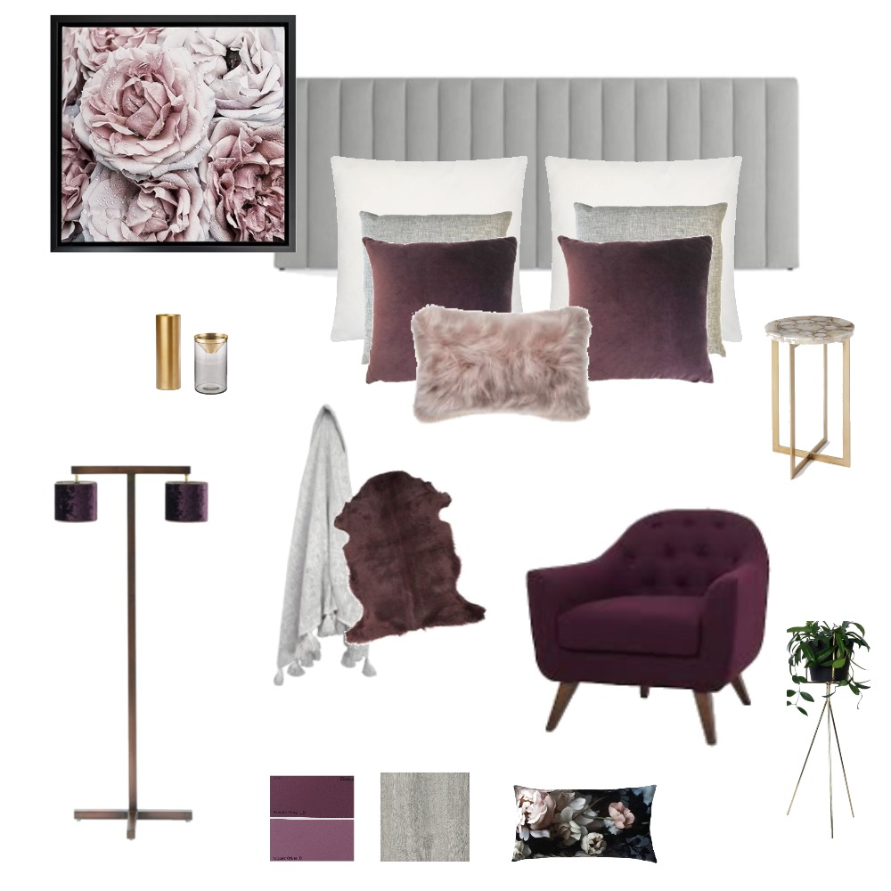 bedroom goals Mood Board by Jennypark on Style Sourcebook