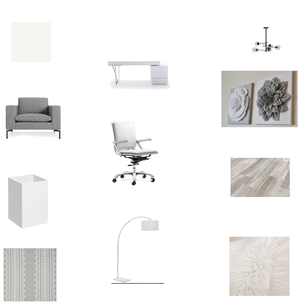 Office/Study Mood Board by hmccoy005 on Style Sourcebook