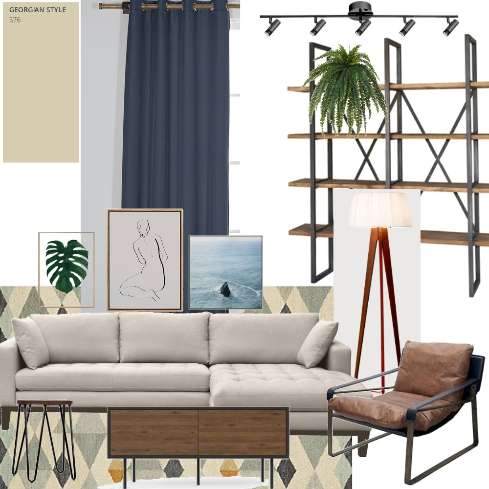 A9.1 Mood Board by Camila Bergman on Style Sourcebook