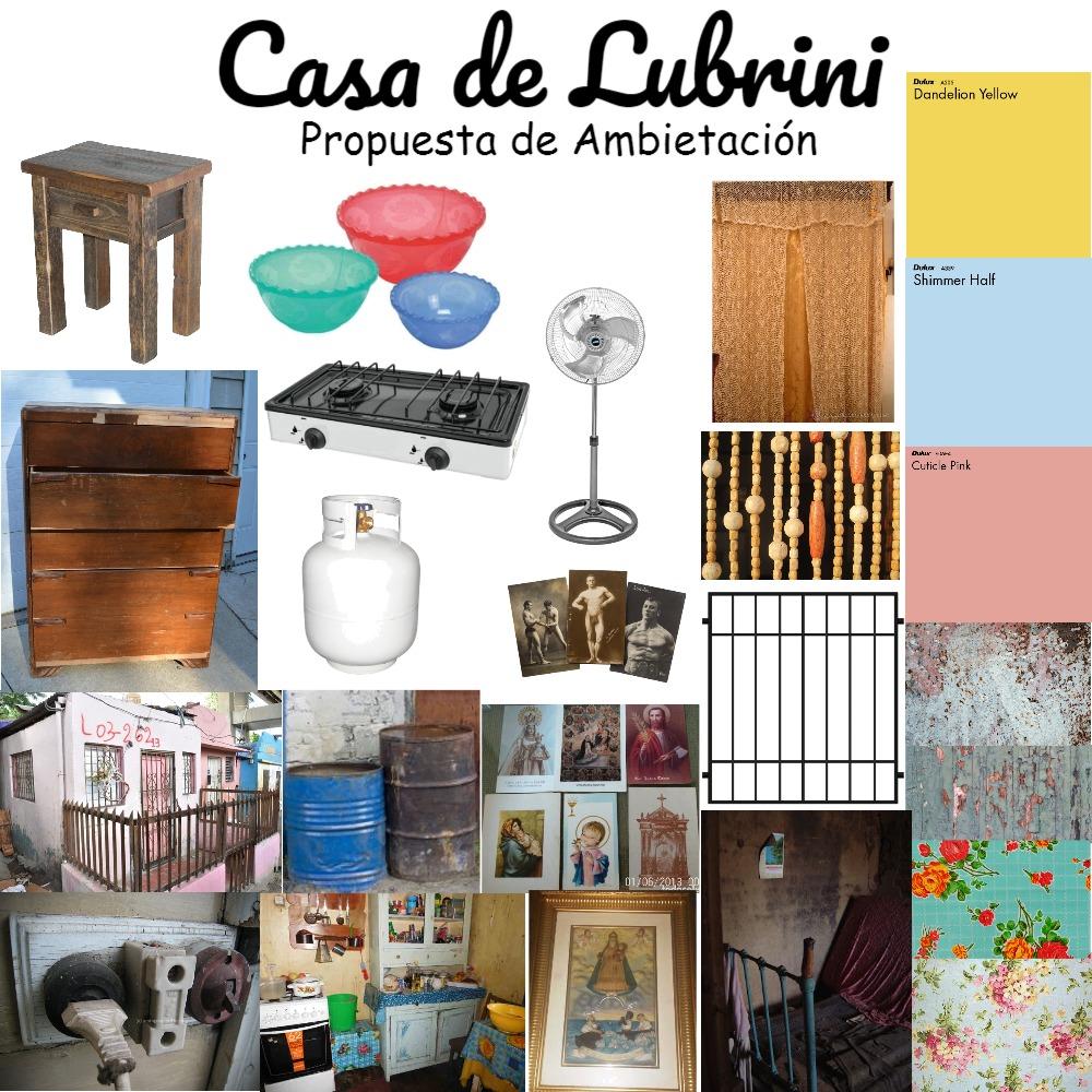 Casa Lubrini Mood Board by alinaflores on Style Sourcebook