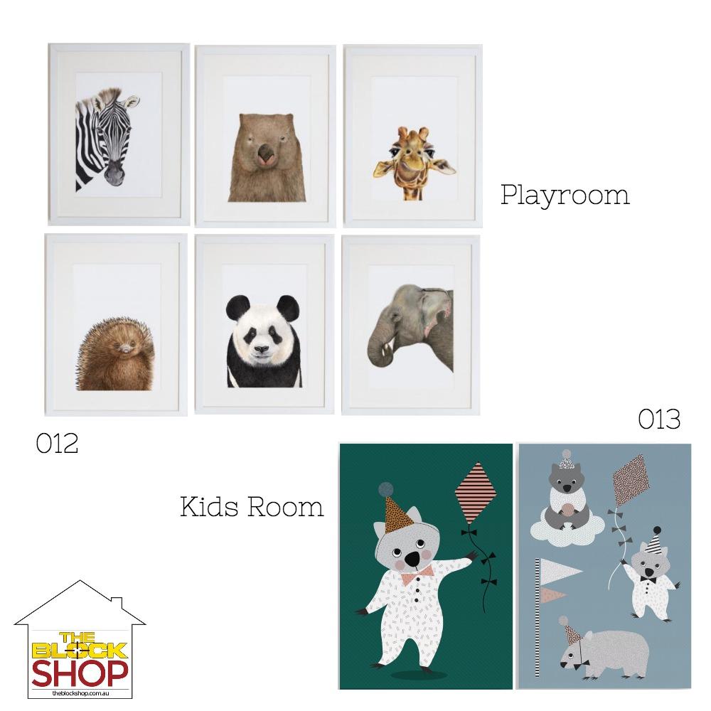 Jane McKinnes Kids Rooms Mood Board by harriehighpants on Style Sourcebook