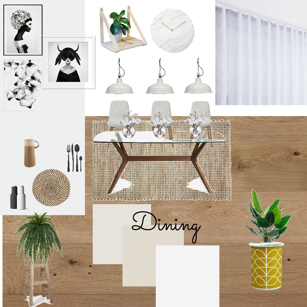 Room one Dining room Mood Board by Anna on Style Sourcebook